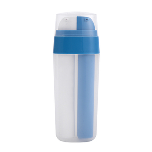 15*2/20*2/30*2/40*2ml Cosmetic Dual Chamber Airless Bottle