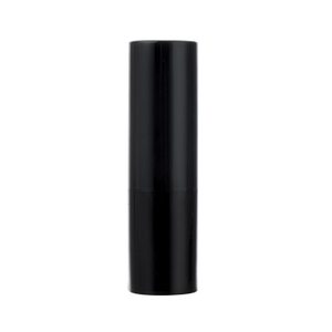3.8g Plastic Black Empty Lipstick Tube