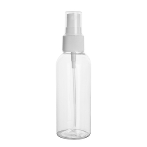 80ml Spray PET bottle in Stock Spray Pump Bottle manufacturer