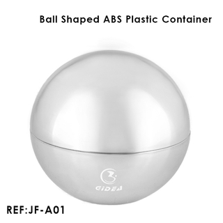 15ml 30ml 50ml Silver ABS Ball Jar