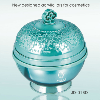 New Designed Acrylic Jars for Cosmetics