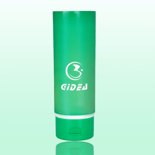 30-70ml Green PE Tubes for Cosmetic Packaging