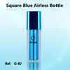 15ml 30ml 50ml Square Cosmetic Bottles