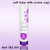 Soft Cosmetic Plastic Tube