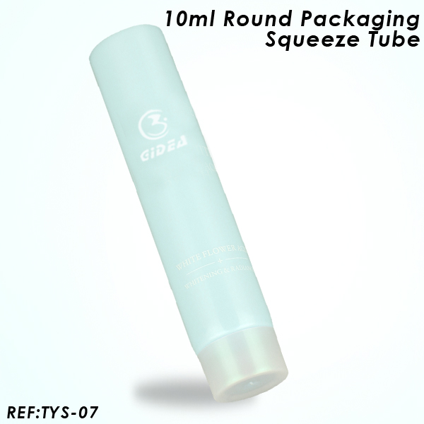 PE Cosmetic Plastic Tube Packing 50g