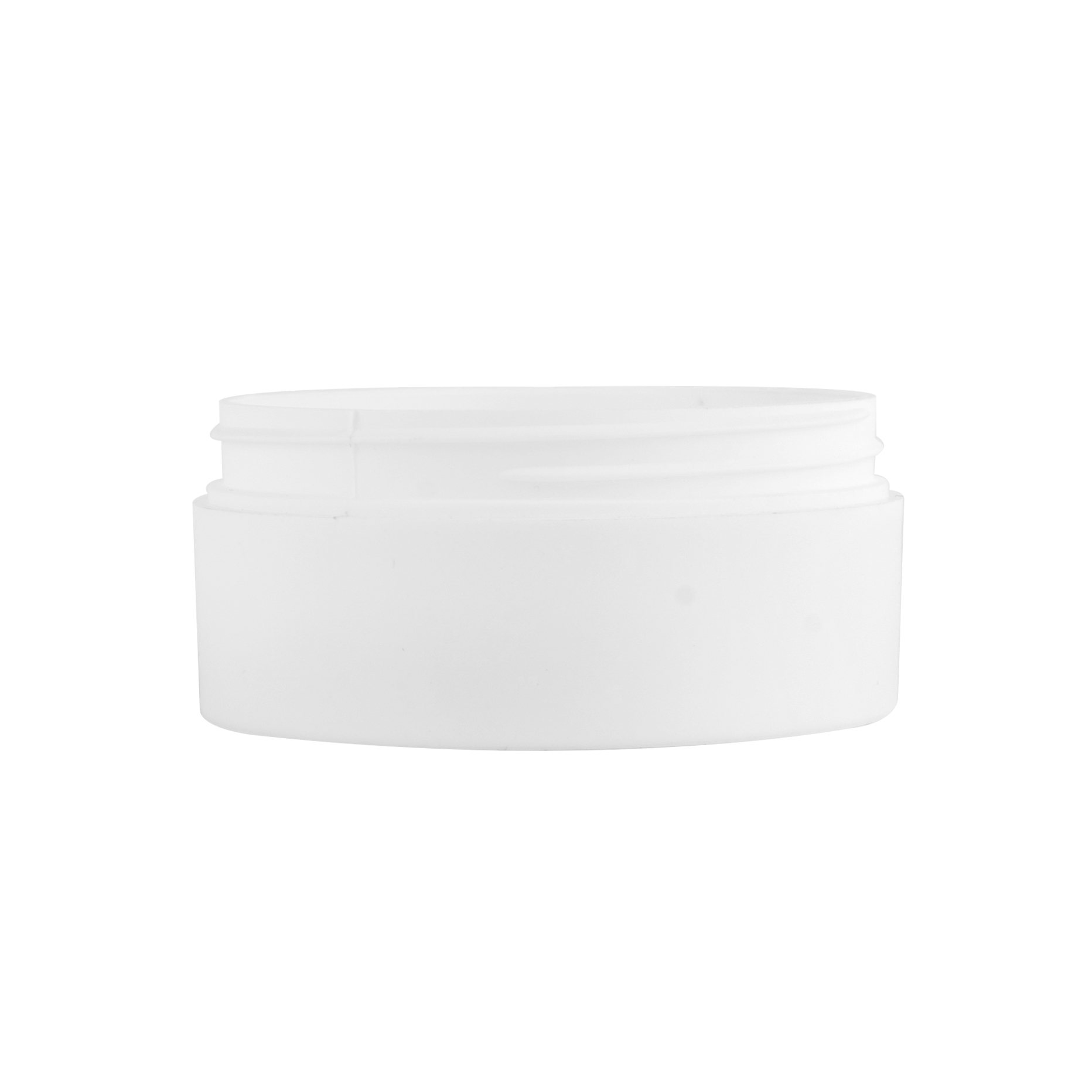 50ml Wide Mouth Plastic Jar with Lid