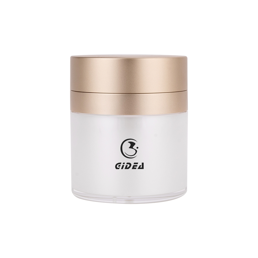 For Skin Care Use 50ml Cosmetic Empty Cream Jar