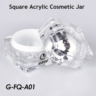 15ml 30ml 50ml Acrylic Jars And Bottles for Sale