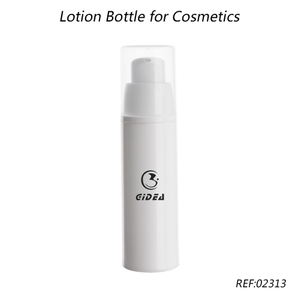 White Vacumm Airless Bottle for Skin Care Cream