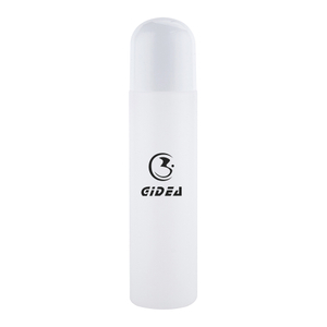 120ml White Color Roll on Bottle Plastic