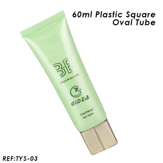 60ml Wholesale Squeeze Tubes for Cosmetics