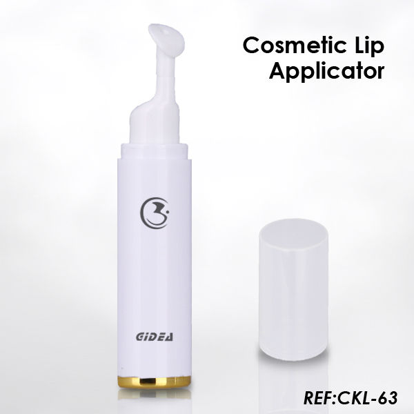 7.5ML,10ml 15ML Airless Bottles White Cosmetic Plastic