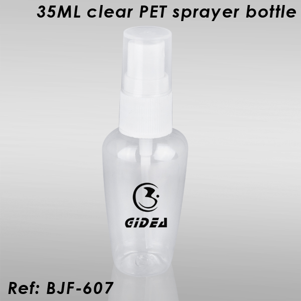 35ml Small PET Plastic Bottles
