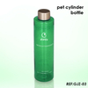 200ml Green Pet Cylinder Bottle