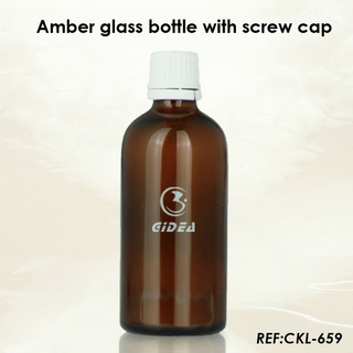 Amber Bottle 10ml 30ml 50ml 100ml