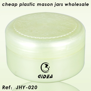 Cheap Plastic Mason Jars Wholesale