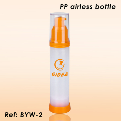 15ml 30ml 50ml Airless Pump Bottle
