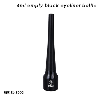 4ml Empty Black Eyeliner Bottle