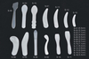 Different Types of Spatulas Used for Cosmetic