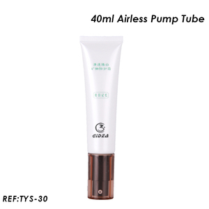 40ml Cosmetic Packaging Tube Airless