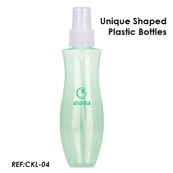 180ml 360ml Pet Pump Plastic Spray Bottle