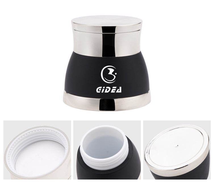 15g 30g 50g Empty Plastic Cream Jars for Cosmetic