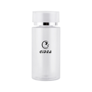 150ml White Pet Bottle Cosmetic for Lotion