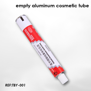 Cosmetic Aluminum Packaging Tube 10g 20g
