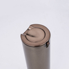 15ML Brown Double Wall Plastic Airless Bottle For Cosmetics
