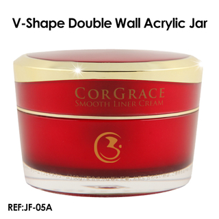Empty Cosmetic Jar