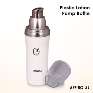 50ml 30ml 15ml Acrylic Lotion Pump Bottle