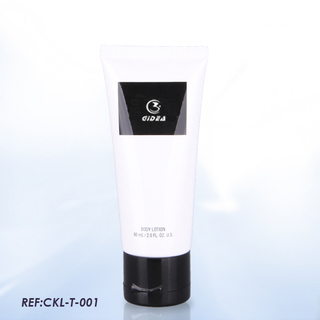 100ml Pe tube for Facial Cleanser