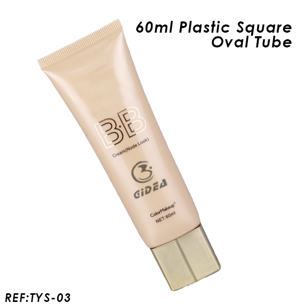 60ml Soft Tube Package BB Cream Tube